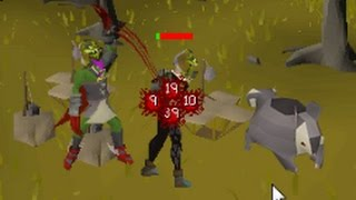 Rushing Black Chin Hunters For BANK (Max Strength Gear)