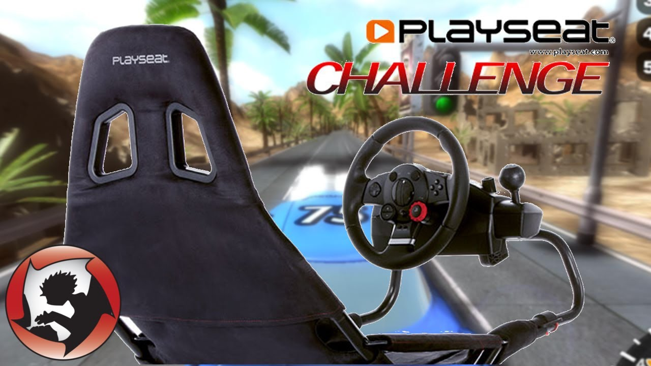 Playseat Challenge Game Race Seat Review