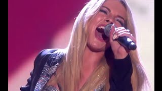 """INCREDIBLE Louisa Johnson sings """"It's a Man's World"""" - Final Performance - The X Factor UK 2015"""