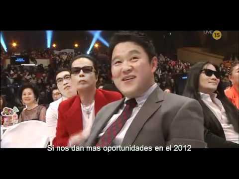 MBC Entertainment Awards 2011- Kyuhyun & Leeteuk [Subs Español]