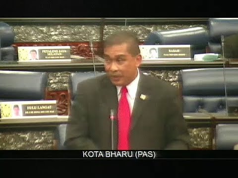YB Kota Bharu bahas RUU 164