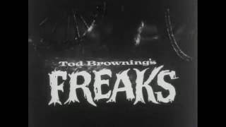 TOD BROWNING'S FREAKS - (1931) T HD