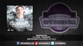 Lil Herb - Designer [Instrumental] (Prod. By DJ L Beats) + DOWNLOAD LINK