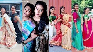 Yaradi Nee Mohini Vennila Swetha Chithra Dubsmash Tamil