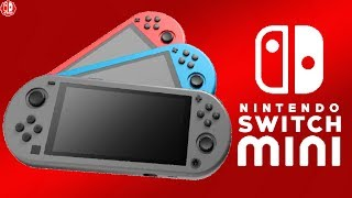 Why The Nintendo Switch MINI Is Coming Sooner Than We Think!