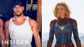 Meet The 'Captain Marvel' Trainer Who Got Brie Larson In Superhero Shape | Movies Insider