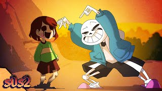 Gives You Hell (Undertale animation Pacifist)