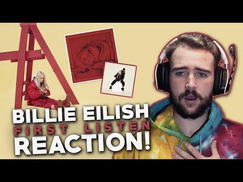 BILLIE EILISH | First Listen | Reaction!!