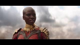 "Avengers: Infinity War (2018) | ""Was She Up There"" 