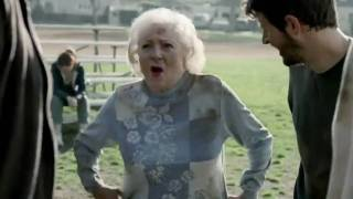 Snickers - Betty White (Super Bowl 2010 Commercial) - [HD]