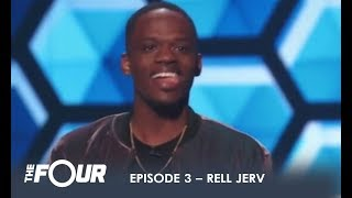 Rell Jerv: SMOOTH Rapper Comes Prepared For Battle! | S1E3 | The Four