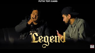 Puthi Topi Gang - LEGEND | Rapo | Mixam | Star Shah | Mirza Nani - (Official Video) Punjabi Rap 2021