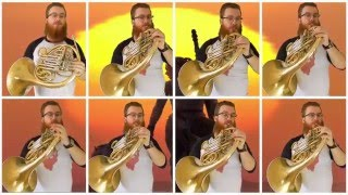 📯Star Wars - Rey's Theme // French Horn