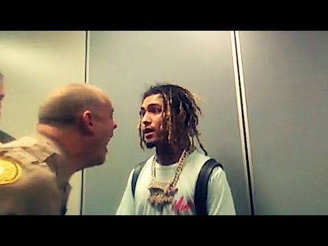 Lil' Pump Ordered to CALM DOWN!