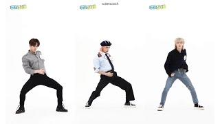 """스트레이키즈 """"Back Door"""" 현진 리노 필릭스 직캠 춤선 모아보기 / Stray Kids"""