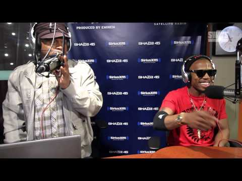 B.o.B Freestyles over the 5 Fingers of Death on Sway in the Morning