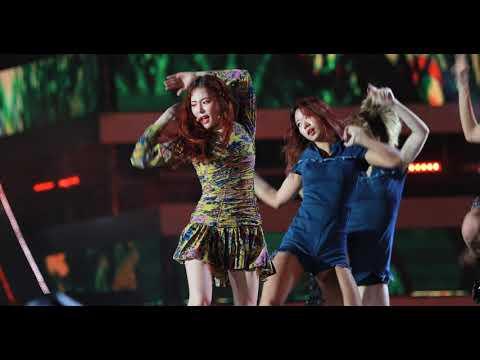 170924 대전 sf 뮤직 페스티벌 - 현아 빨개요