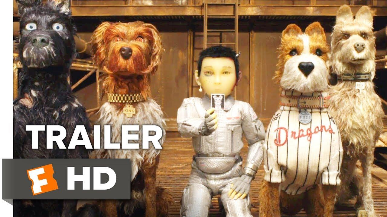 Isle of Dogs (2018) Трейлър