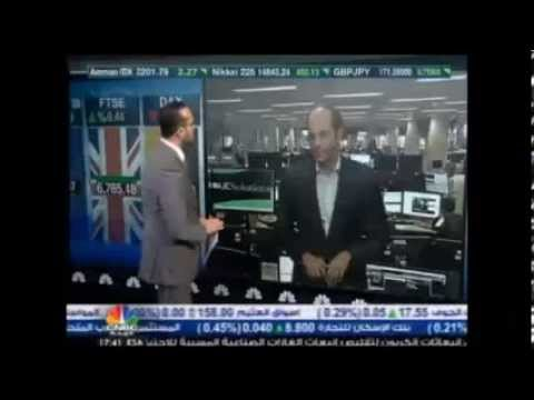 أشرف العايدي على سي ان بي سي العربية -- 18 فبراير2014 Chart