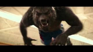 "GOOSEBUMPS:  Clip - ""Escape From The Werewolf"""