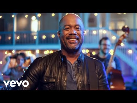 Darius Rucker - For The First Time (Official Music Video)