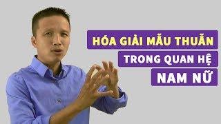 Bí mật về cách hoá giải mâu thuẫn ngôn ngữ trong quan hệ nam nữ!