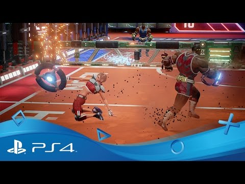 Disc Jam | Lanseringstrailer | PS4