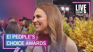 Hannah Brown Talks Adjusting to Fame at 2019 People's Choice Awards | E! People's Choice Awards