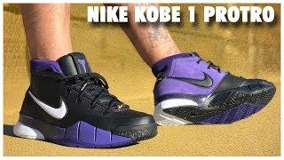 Nike Kobe 1 Protro 'Purple Reign'