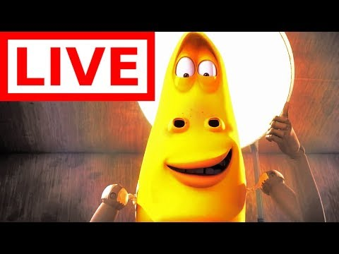 🔴LIVE | LARVA | YELLOW HAS GOT ARMS ! 💪Full Episodes | Cartoons For Children | WildBrain