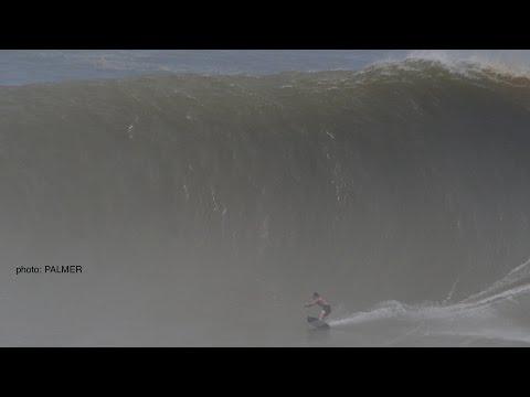 Biggest Wave Ever Ridden On A Skimboard!