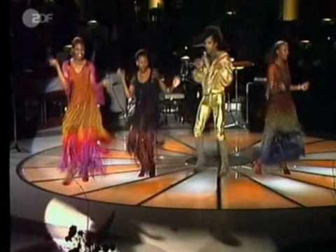 Boney M - Daddy Cool (Live at ZDF - 1976)