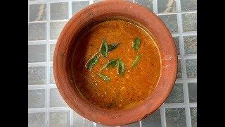 THAKKALI KOOTU/Tomato kootu recipe/How to make tomato kootu/Tomato kootu for rice/Tomato curry