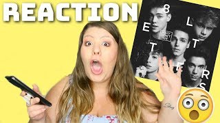Why Don't We - 8 Letters (Official Audio) Reaction Video