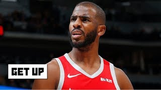 Chris Paul doesn't like the way the Rockets play – Damon Jones | Get Up