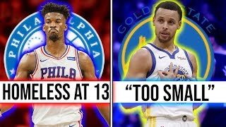 10 Greatest Against All Odds Stories in the NBA Today (Part 1)