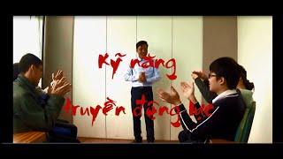 Kỹ năng truyền động lực - Tạ Minh Tân