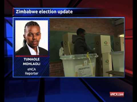 Zimbabwe election update