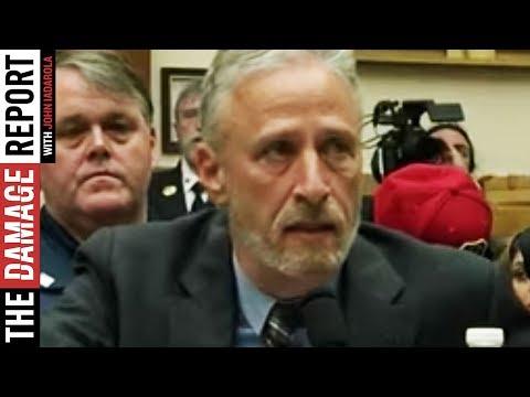 Jon Stewart Rips Congress A New One