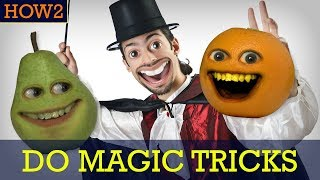 HOW2: How to do Magic Tricks!