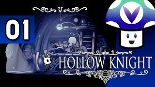 [Vinesauce] Vinny - Hollow Knight (part 1)
