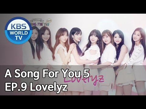 Global Request Show: A Song For You 5 - Ep.9: Lovelyz [ENG/2018.12.25]