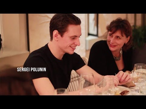 Sergei Polunin - Project Polunin Dinner