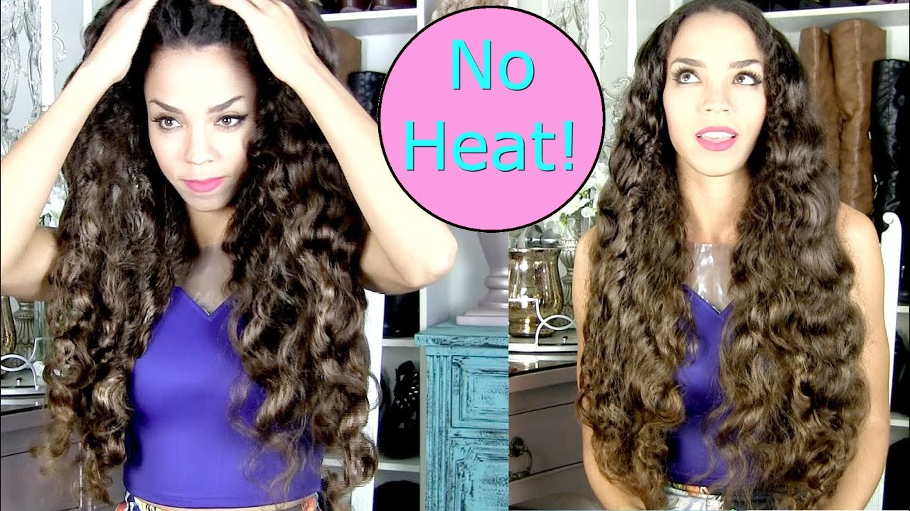 How To Get Wavy Hair Naturally Permanently
