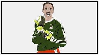 Liverpool's Bruce Grobbelaar