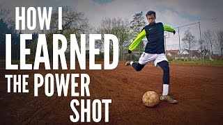 How to Learn to Shoot with Power