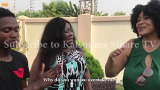 SHOWBOY Brings Nigeria Man Home To KALSOUME 😂😂😂(Kalsoume Sinare Funny Movie)