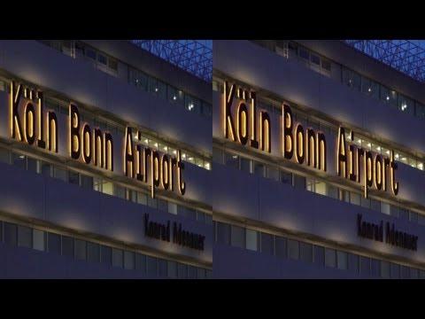3D - Köln/Bonn - Flughafen