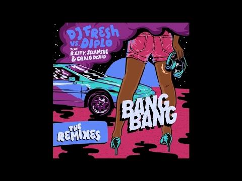DJ Fresh vs. Diplo - Bang Bang (Rene LaVice's Trigger Happy Remix)