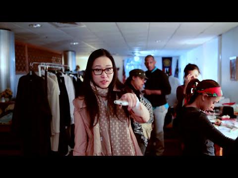 DESIGN ARMY - Washingtonian Bride & Groom - Behind the Scenes